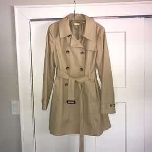 J Crew Belted Trench Coat
